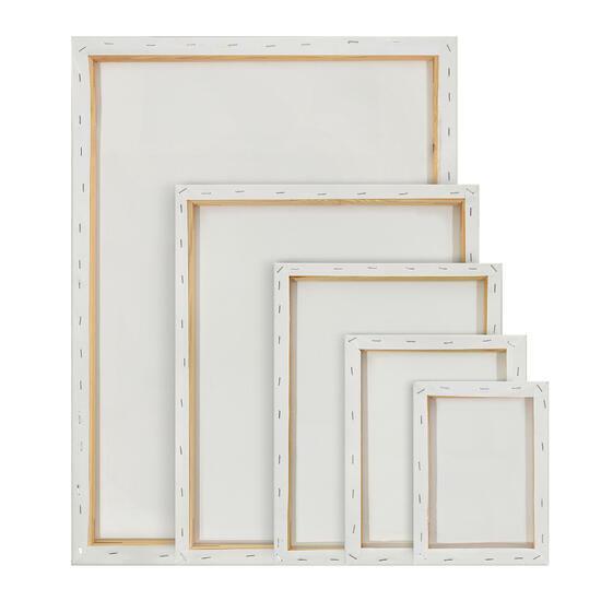 Тип товара Набор 5 холстов 18x24, 24x30, 30x40, 40x50, 50x70 на подрамнике